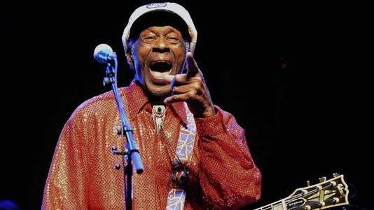 Listen: Chuck Berry Recorded a Sequel to 'Johnny B. Goode,' It's Called 'Lady B. Goode'