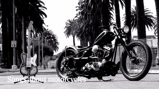 10 Best Songs About Motorcycles