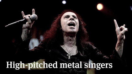 9 Best High-Pitched Metal Singers