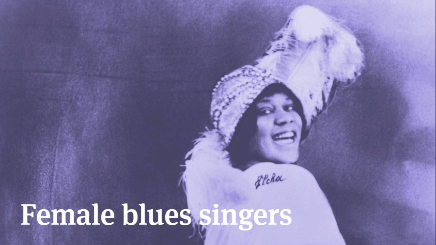 Female Traditional Blues Singers | Articles @ Ultimate