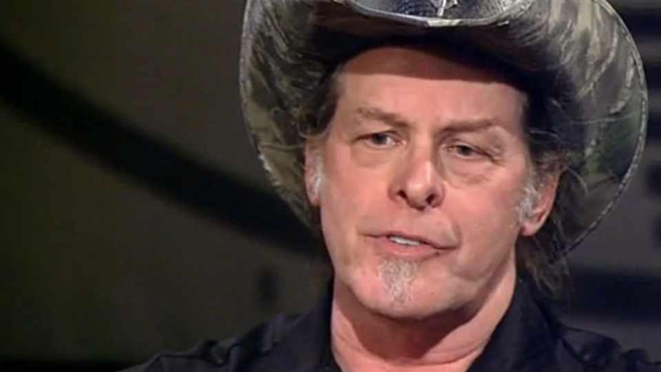 Ted Nugent Says He Will Not Engage in 'Hateful Rhetoric Anymore'