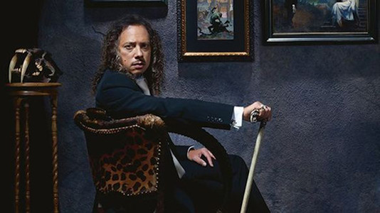 Kirk Hammett: The Problems That Come With Being a Millionaire