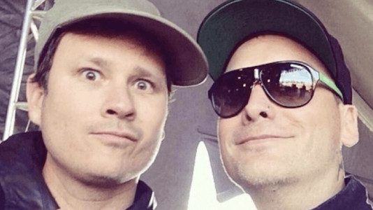 Matt Skiba: I Emulate a Lot of Tom DeLonge's Tones From Older Material Because That's Blink