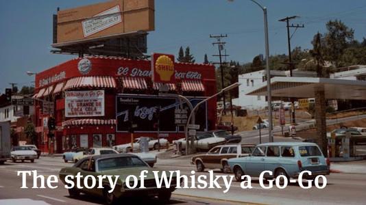 Legendary Music Venues. Whisky a Go-Go