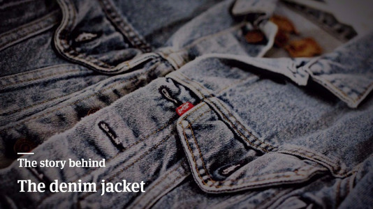 The Story Behind the Denim Jacket