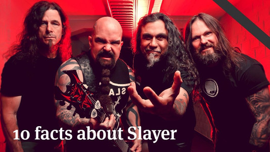 10 Facts About Slayer