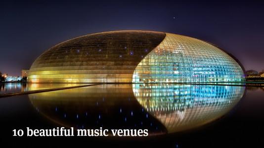 10 Beautiful Music Venues