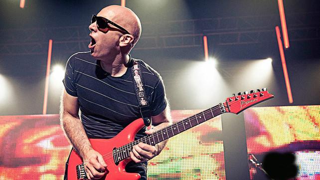 JOE SATRIANI Reveals Guitarists Who Turned Down G3 Tour; Live ...