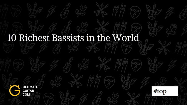 Top 10 Richest Bassists In The World Articles At Ultimate