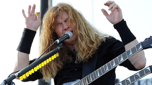 Dave Mustaine: A Lot of Drummers Don't Get the Recognition They Deserve, and They Get Bitter
