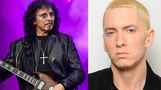 Tony Iommi: Eminem Wanted to Make an Appearance on My Solo Album. I Didn't Even Know Who He Was