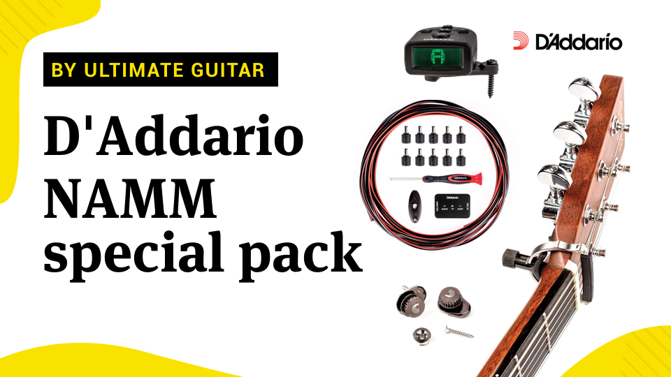 ultimate guitar giveaway ug giveaway win guitar gear from d addario music news 6465