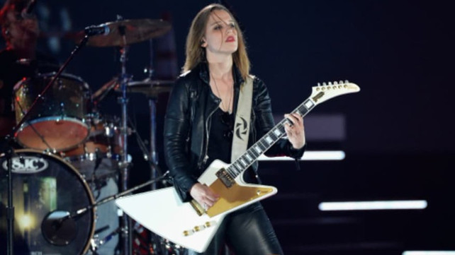 Famous Female Guitarists and Their Signature Guitars Pt  2
