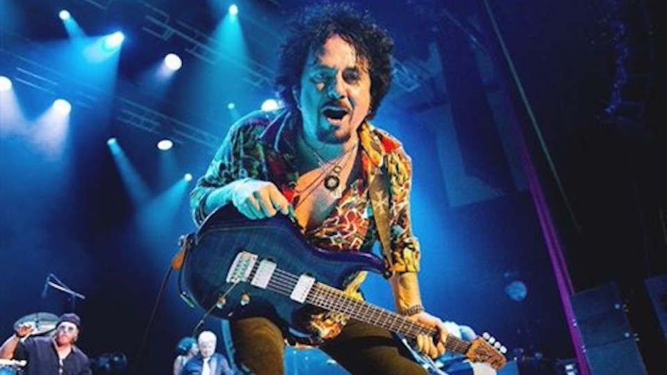 Steve Lukather Is Amazed By How Popular Toto Is Among