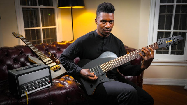 Tosin Abasi Why Animals As Leaders Don T Have A Bassist Music News Ultimate Guitar Com