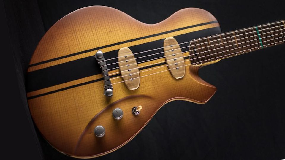 Bamboo Is the Future of Sustainable Guitar-Building - GuitarTalk