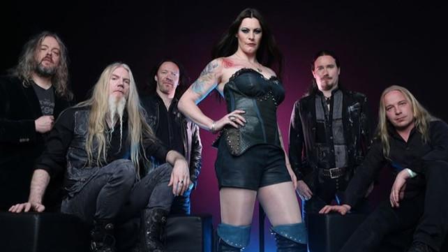 Nightwish's Floor Jansen: I've Studied
