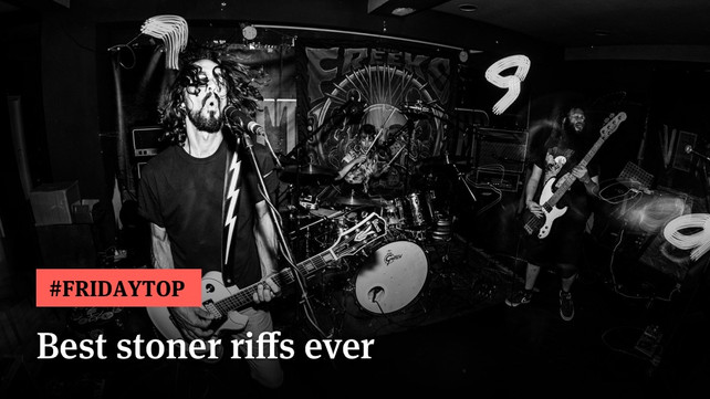 Friday Top: 25 Best Stoner Riffs of All Time | Articles @ Ultimate