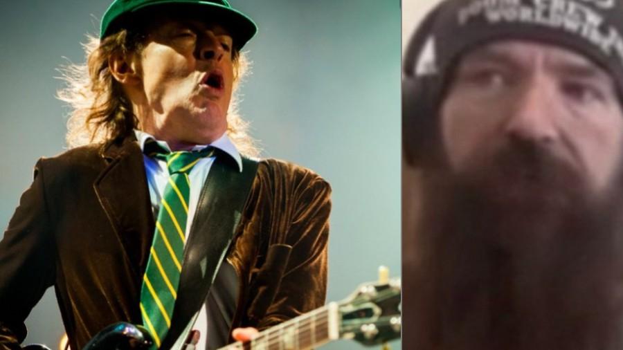 Photo of Zakk Wylde Addresses AC/DC's Lack Of Originality, Explains Why He Plays So Much Pentatonic Scale [News]