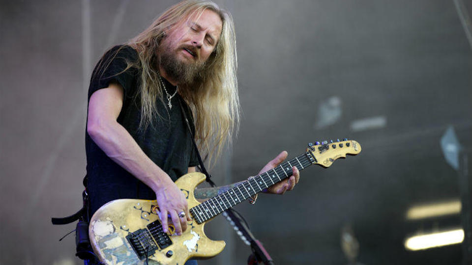 Jerry Cantrell Im Not That Proficient On Guitar I Couldnt Tell