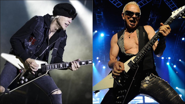 Scorpions Guitarist Rudolf Schenker: My Brother Started Playing a ...