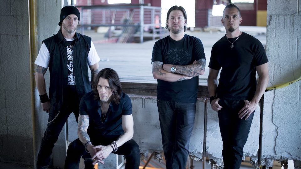 Alter Bridge: 'We Will Reconvene in April & Make a Record'