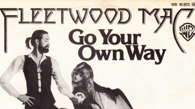 Go Your Own Way (Fleetwood Mac cover)