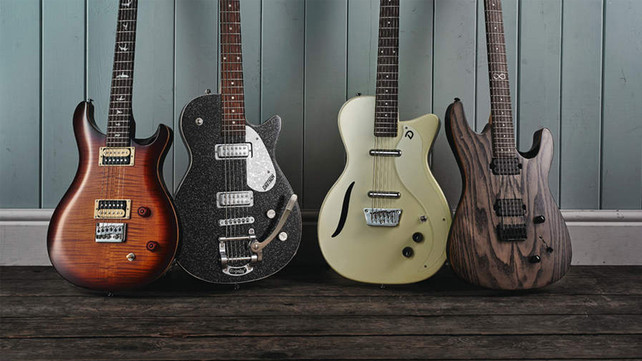 A Quick Guide To Baritone Guitars: Taking The Low Road | Articles