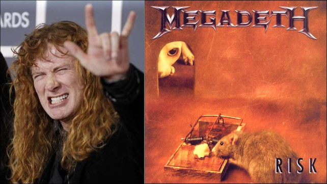 Dave Mustaine Names 'Risk' Track He Considers 'One of the Best Songs