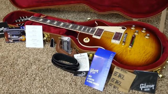 Guitarist Reviews New Gibson Les Paul Standard, Calls It