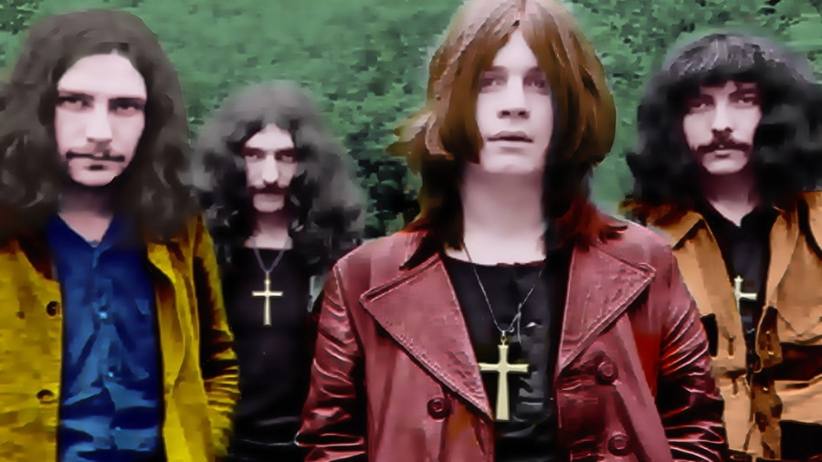 Geezer Butler Explains Why Black Sabbath Wore Crosses [News]
