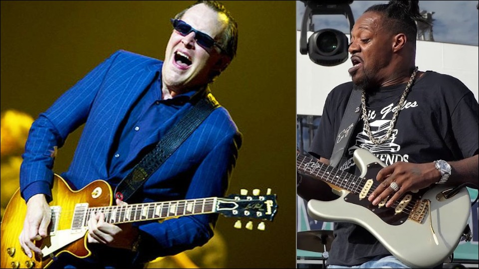 In Joe Bonamassa's Opinion, This Is The Best Blues-Rock Guitarist In The World Right Now [News]