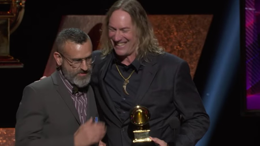 Danny Carey Says His Faith In Humankind Is Restored As Tool Wins Grammy. These Are The Other Winners [News]