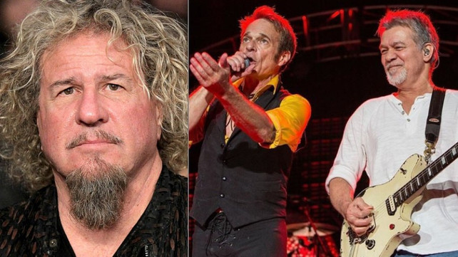 Sammy Hagar Reacts To David Lee Roth Thinking Van Halen Is Finished Says Eddie Van Halen Recovered From Many Health Issues Music News Ultimate Guitar Com