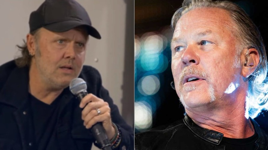 Lars Ulrich Speaks On How He Reacted To James Hetfield Re Entering Rehab Talks What Rest Of Metallica Had To Say Music News Ultimate Guitar Com
