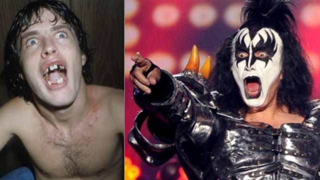 KISS' Gene Simmons Recalls How Pre-Fame AC/DC's Angus Young Behaved When They Met: 'He Didn't Have Front Teeth'   Music News @ Ultimate-Guitar.Com