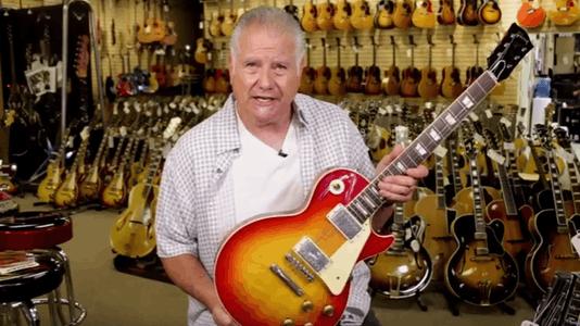 Vintage Guitars: Story Behind 1960 Gibson Les Paul Standard