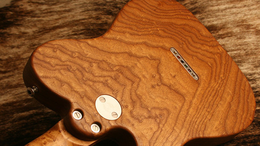 Superior Thermowood: 'Roasted' Guitars