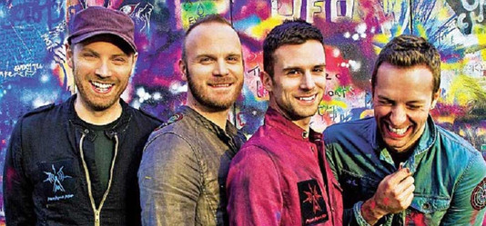 Coldplay Collaborate With The Chainsmokers on New Ep
