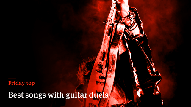 Friday Top: 25 Best Songs With Guitar Duels | Articles @ Ultimate