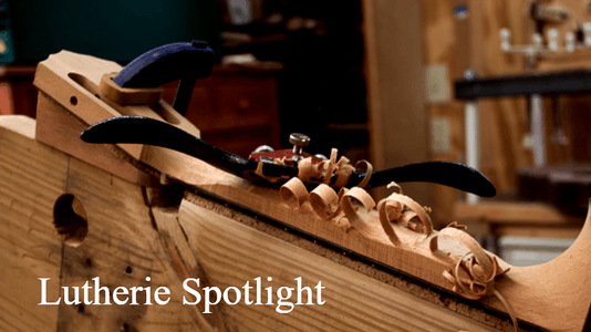 Lutherie Spotlight: Joe Till - A Friend in California