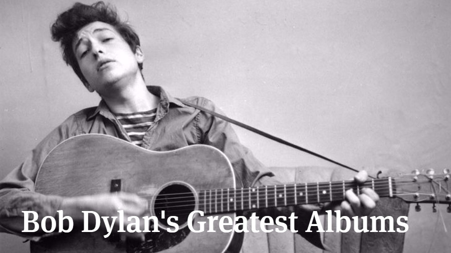Readers' Poll: The Best Bob Dylan Albums of All Time ...