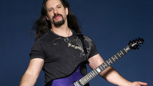 John Petrucci: What's the Longest Time I Went Without Playing Guitar