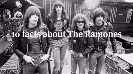 10 Facts About The Ramones