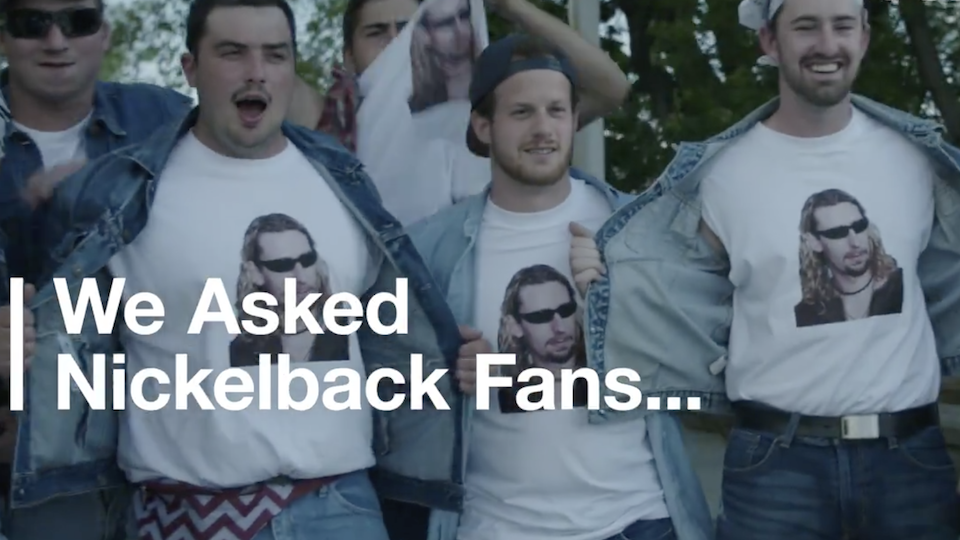 Nickelback Fans: Why We Like the Most Hated Band in the