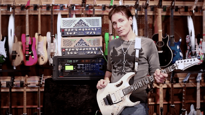 Steve Vai: Why I Refuse to Use Digital Preamps or Replace My