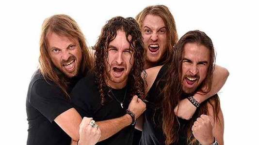 Airbourne: That Time We Accidentally Exited the Venue Instead of Going Onstage & Couldn't Get Back In