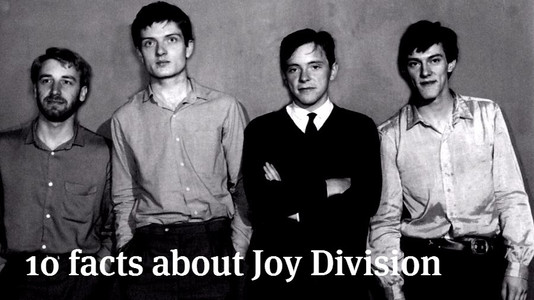 10 Facts About Joy Division