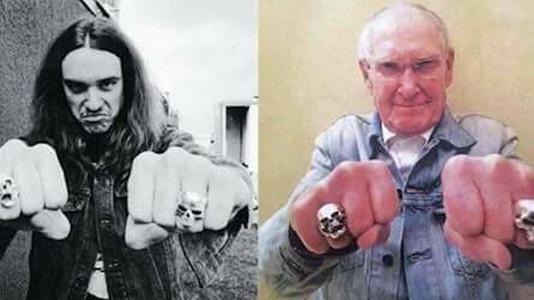 Ley de Clase: El papá de 92 años de Cliff Burton está donando las regalías de Cliff a su escuela secundaria