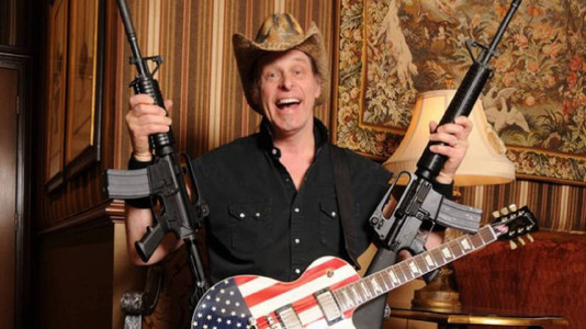 Ted Nugent: The One Reason Why I'm Not in the Rock Hall Yet